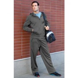 The Authentic T-Shirt Company PTech Fleece Jacket + Pant (man)