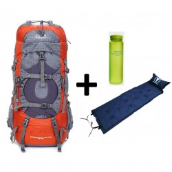 Pack Outlander backpack Oberland 45+5 + Mattress + Bottle