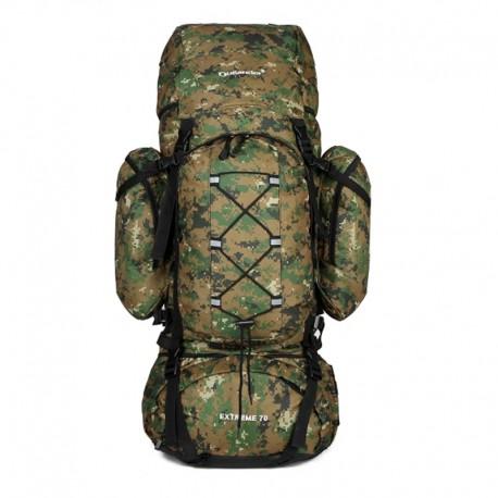 Outlander Extreme Camo 70 Backpack