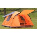 3 person double layer Azura3 camping Tent