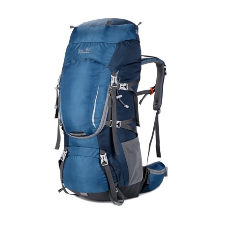 Outlander Hike backpack 60 + 10