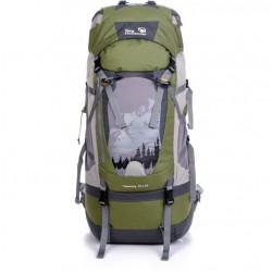 Outlander trekking backpack Capacity 70 + 10