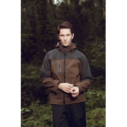 Five Mountains softshell jacket