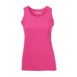 The Authentic T-Shirt Company Ladies' Active Cotton Tank Top (woman)