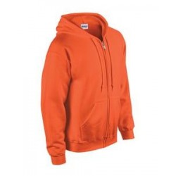 Gildan Heavyweight Hooded Full Zip (man)