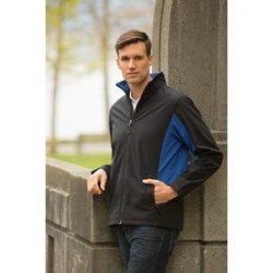 Coal Harbour Block softshell jacket (man)