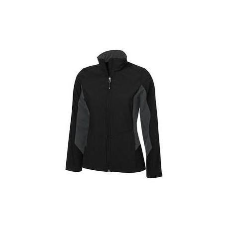 Coal Harbour Block softshell jacket (woman)