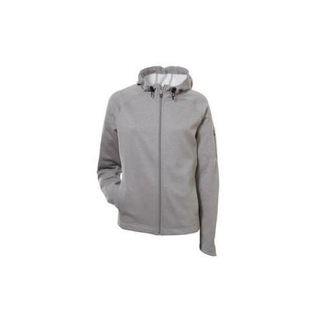 The Authentic T-Shirt Company PTech Fleece Jacket (woman)